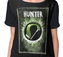 Hunter Wow Chiffon Top