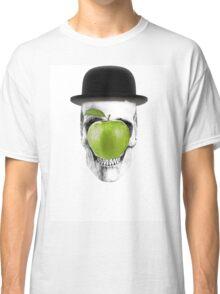Magritte Skull Classic T-Shirt