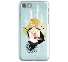 Erica Reyes iPhone Case/Skin