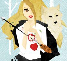 Erica Reyes Sticker