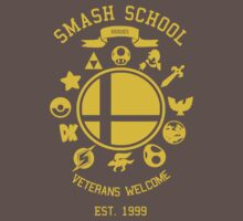 Smash School Veteran Class (Yellow) by Nguyen013