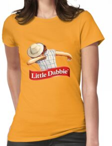 little dabbie Womens Fitted T-Shirt