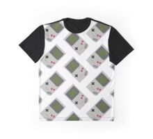Gameboy Classic (white) Graphic T-Shirt