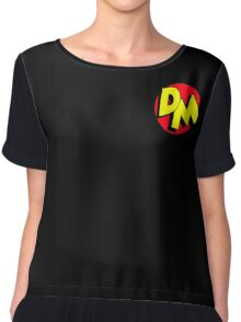 Danger Mouse  Chiffon Top