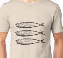 Sardines Unisex T-Shirt