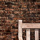 Brick Abstract by Andrew Bret Wallis