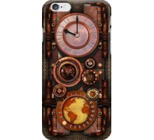 Infernal Steampunk Timepiece phone cases iPhone Case/Skin