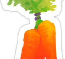 Carrots Stickers Sticker
