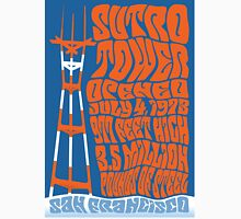 1960's San Francisco Psychedelic Sutro Tower Unisex T-Shirt