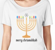 Merry Chrismukkah Women's Relaxed Fit T-Shirt