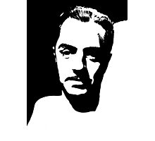 William Powell Is Handsome Photographic Print