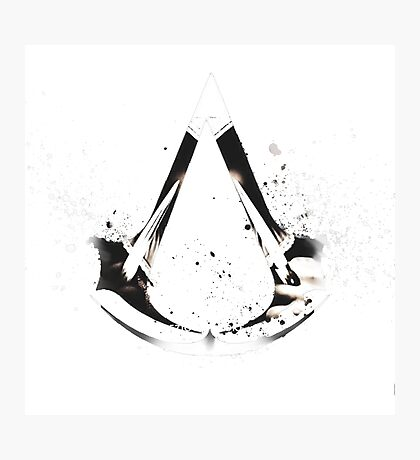ezio auditore assassin creed 2 Photographic Print