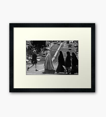 Tradition Framed Print