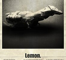 Firefly Lemon by David McClure