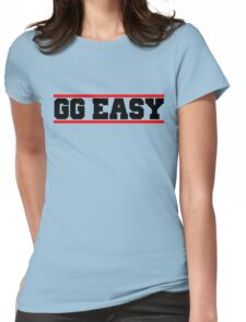 GG EASY Womens Fitted T-Shirt