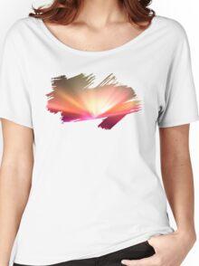 Brush Brightness Women's Relaxed Fit T-Shirt