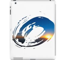 Brush Surfer iPad Case/Skin
