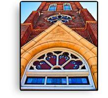 Church View Canvas Print