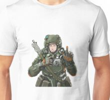 space day Unisex T-Shirt