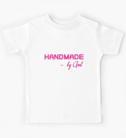Handmade by God Kids Tee