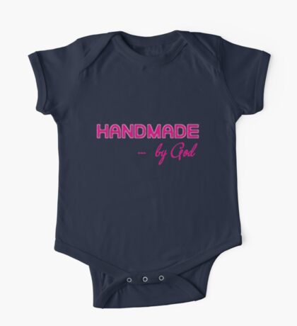 Handmade by God One Piece - Short Sleeve