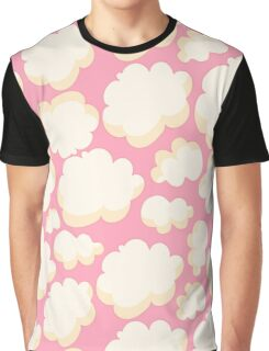 Popcorn pink Graphic T-Shirt