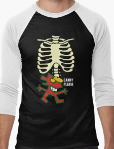 Halloween Candy Please Men's Baseball ¾ T-Shirt