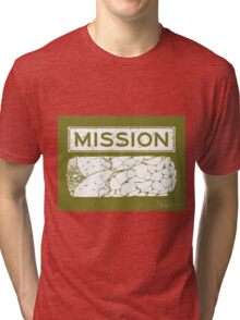 Mission Burrito Tri-blend T-Shirt