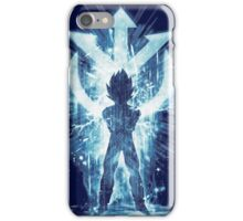 super sayan -blue iPhone Case/Skin