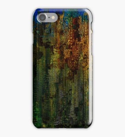 Titus city iPhone Case/Skin