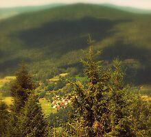 highland poland by Krzyzanowski Art
