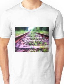 rail cologne germany Unisex T-Shirt