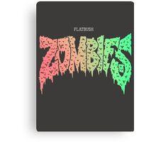 Flatbush Zombies Canvas Print