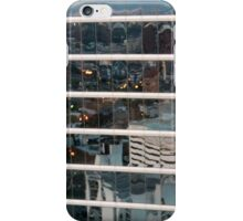 City Reflections-3 iPhone Case/Skin