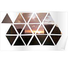 warren sunset Poster