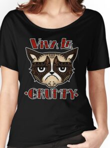 VIVA LA GRUMPY! Women's Relaxed Fit T-Shirt