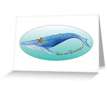 Seas and Greetings! Greeting Card