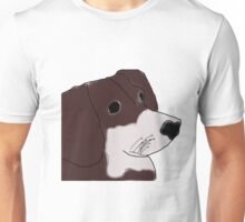 Lily- A Dog with a Dream Unisex T-Shirt