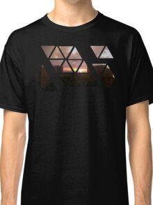 warren sunset 2 Classic T-Shirt