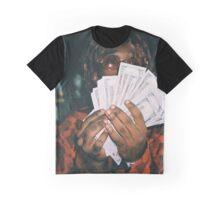 Lil Uzi Bands Graphic T-Shirt