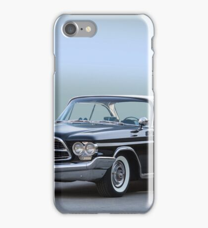 1960 Chrysler 300 F Coupe iPhone Case/Skin