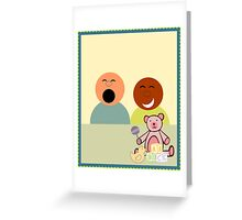 Prior to Intervening Greeting Card