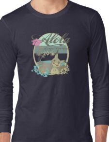 Alola League Champion - Mimikyu Long Sleeve T-Shirt