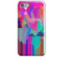 Psychedelic Glitch iPhone Case/Skin