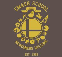 Smash School Newcomer (Yellow) by Nguyen013