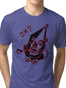 Tin Man Troll Tri-blend T-Shirt