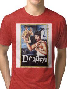 Bruce Lee - Dragon Tri-blend T-Shirt