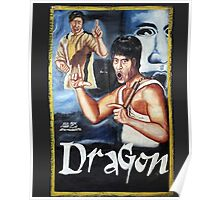 Bruce Lee - Dragon Poster