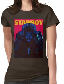 Starboy Womens Fitted T-Shirt