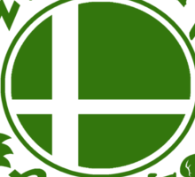 Smash School Newcomer (Green) Sticker